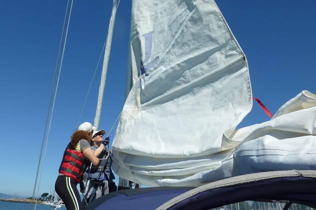 Sailboat Delivery Stuart FL