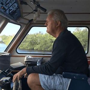 Captain Dave Subers, Stuart FL