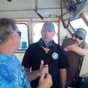 Captain Marc Blankenship Delivery Captain and Mechanic